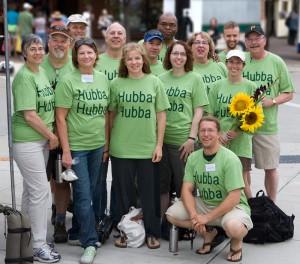 """The America Grows Here """"Hubba Hubba"""" food hub crawl, Wisconsin, 2011"""