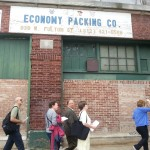 Fresh Taste members tour the Fulton Market Innovation District